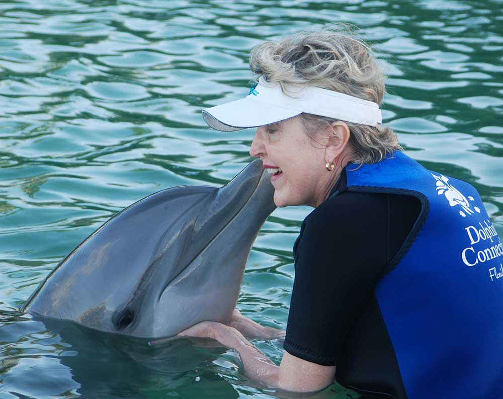Dolphin Connection, Hawks Cay Resort, Florida Keys