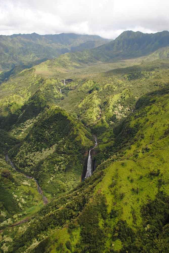 Manawaiopuna Falls, Kauai
