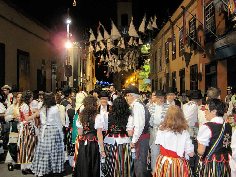 May Festival, Tenerife, Canary Islands