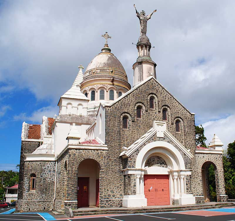 Balata Church, Martinique