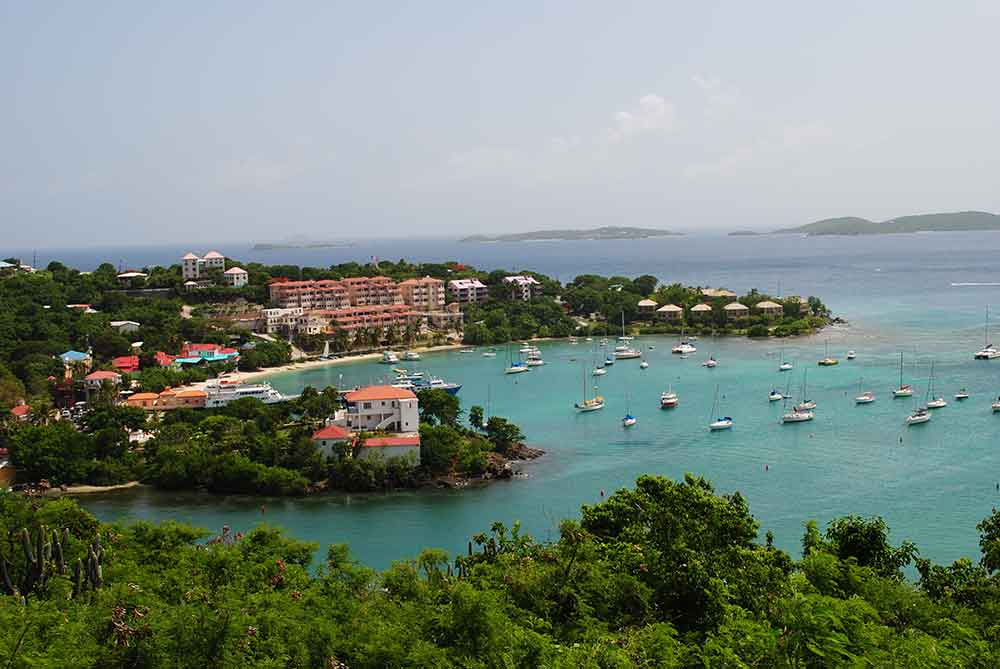 Cruz Bay, St. John, USVI