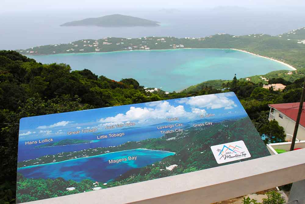 Magens Bay, St. Thomas, USVI