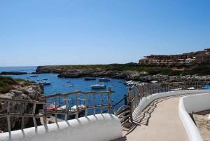 Binibeca Harbor, Menorca, Balearic Islands