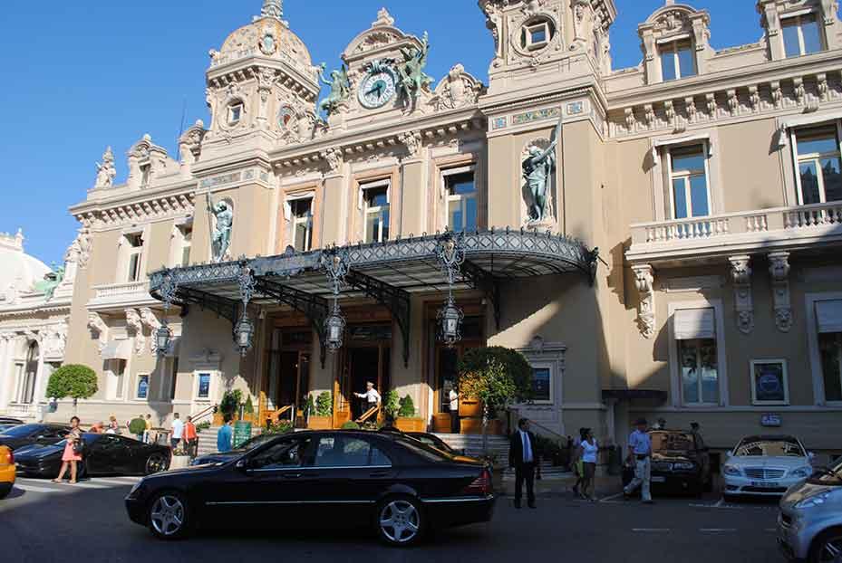 Monte Carlo Casino, Monaco
