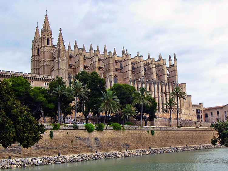 Palma Cathedral, Mallorca, Balearic Islands