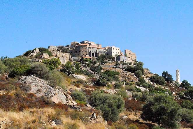 Sant Antonino, Corsica