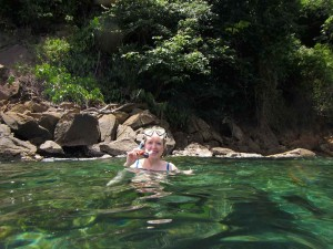 Snorkeling Bucco Reef, Tobago