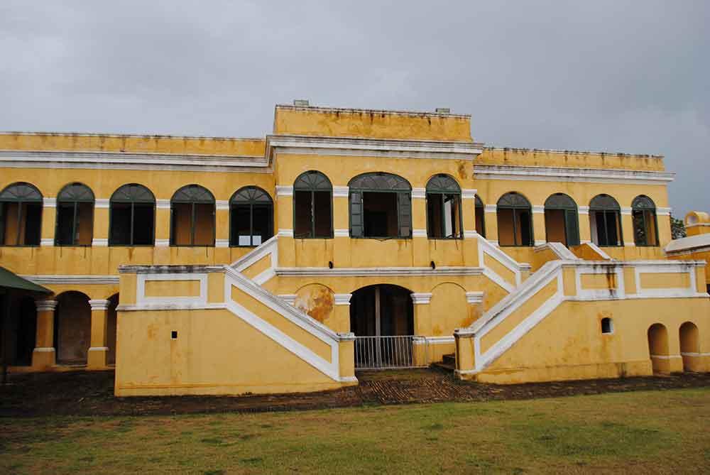 Fort Christiansvaern, Christiansted, St. Croix