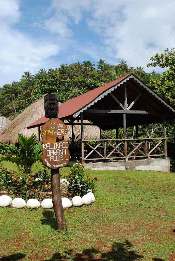 Kalinago Barana Aute and the Touna Kalinago Heritage Village