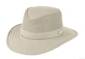 Tilley Hat (www.tilley.com)