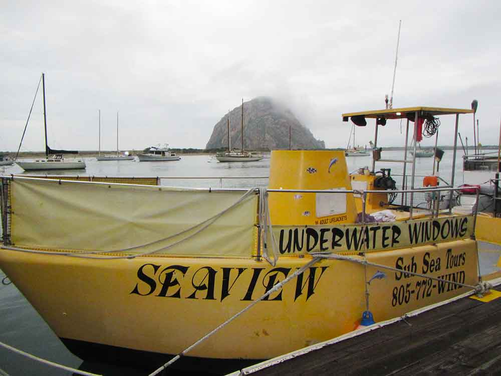 SubSea Tours' Seaview Boat (Photo: Debbra Dunning Brouillette)