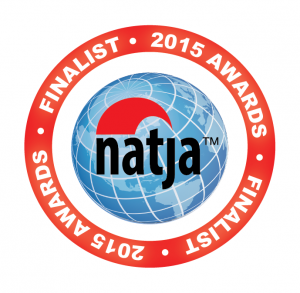 2015 NATJA Awards - Finalist Seal