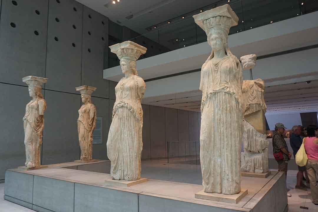 Acropolis Museum Interior