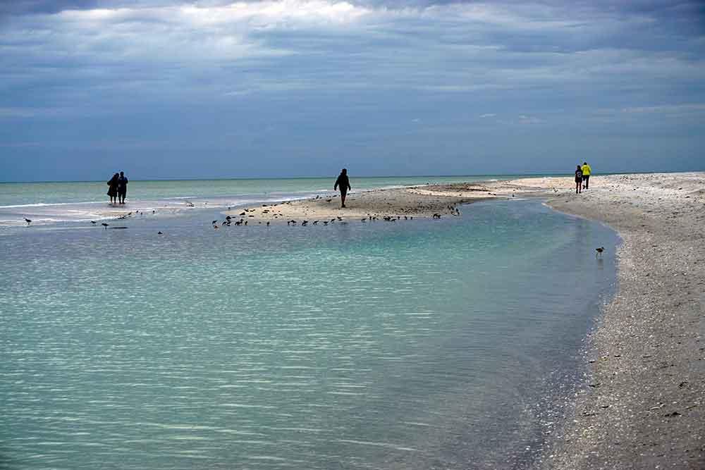Bowman's Beach, Sanibel Island