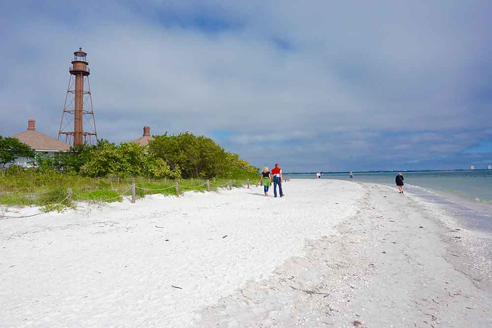 Lighthouse Beach, Sanibel Island
