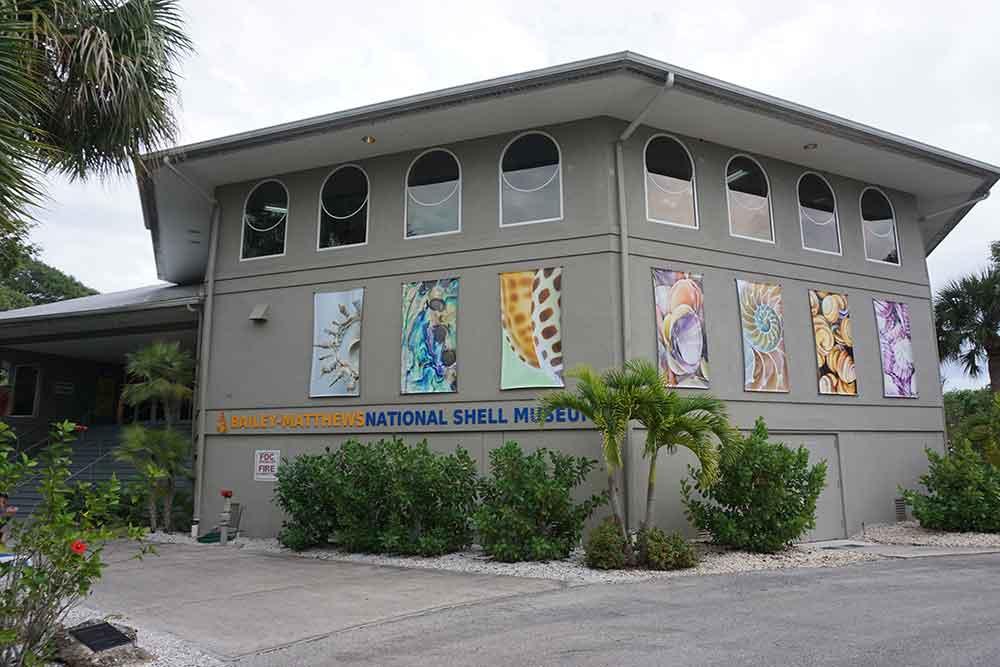 Bailey-Matthews Shell Museum