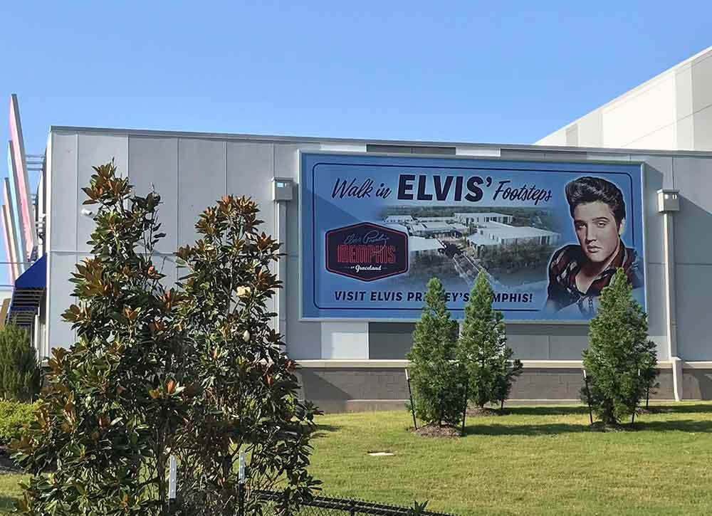 Elvis Presley's Memphis - Walk in the footsteps of the King of Rock 'n Roll