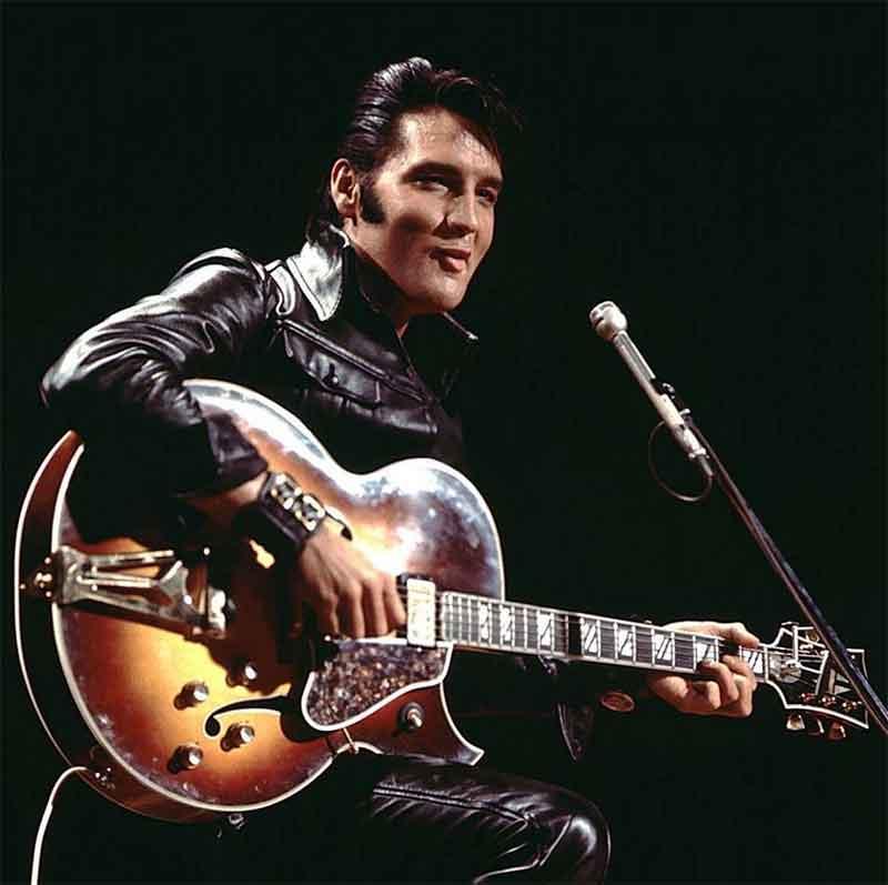 Elvis '68 Comeback Special (Credit: Graceland)