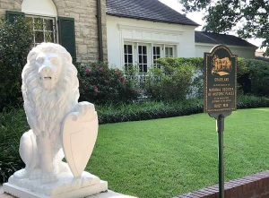 Graceland was named to the National Register of Historic Places in 1991.