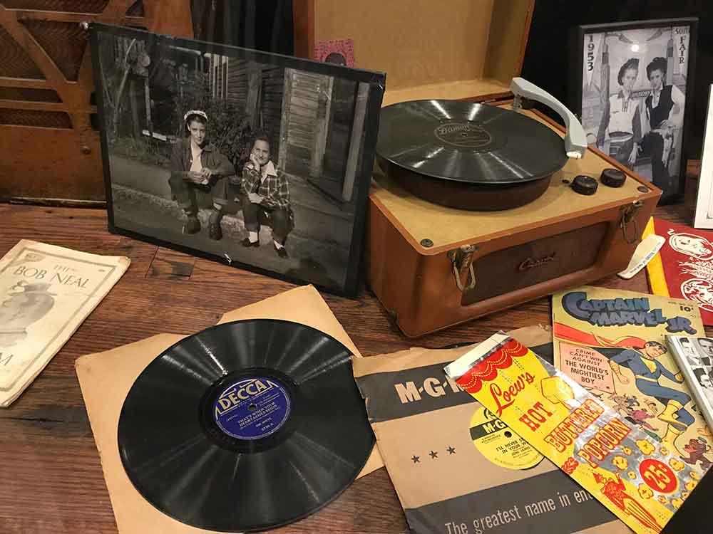 Sun Studio tour - Elvis Presley Memorabilia
