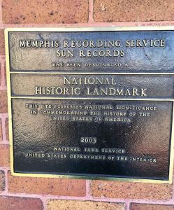 Sun Studio - National Landmark